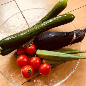 夏野菜を取り入れ美肌をてに入れよう!