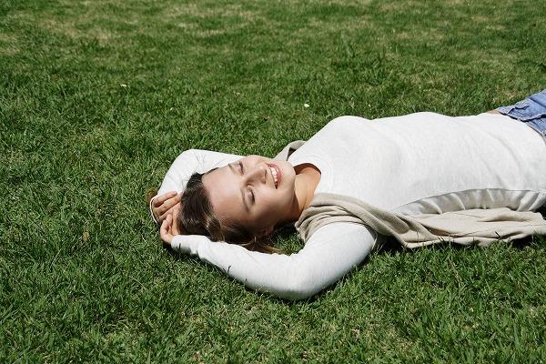 「疲れを癒す方法」あなたは持ってますか?